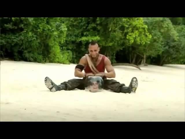 Игра на бонго от Вааса Можно смотреть вечно
