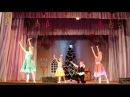 Рождественский концерт в Питкяранте - Еврейский танец.