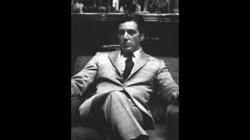 Michael Corleone The Godfather Al Pacino Stati Uniti D' America