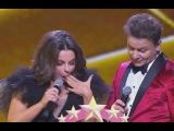 Наташа Королева и Игорь Николаев пересеклись на одной сцене Премия Дорожного р...