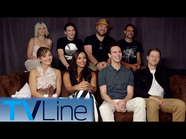 Gotham Season 4 Preview Interview | Comic-Con 2017 | TVLine
