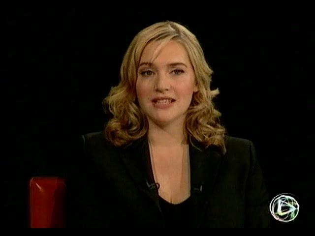 Кейт Уинслет - в актёрской студии