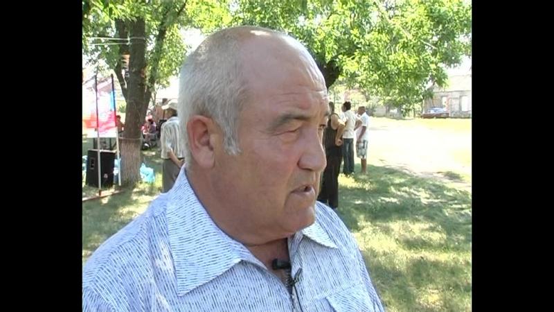 Чем живут сельчане, рассказал глава Раздольненской сельской администрации Павел Дьяконенко