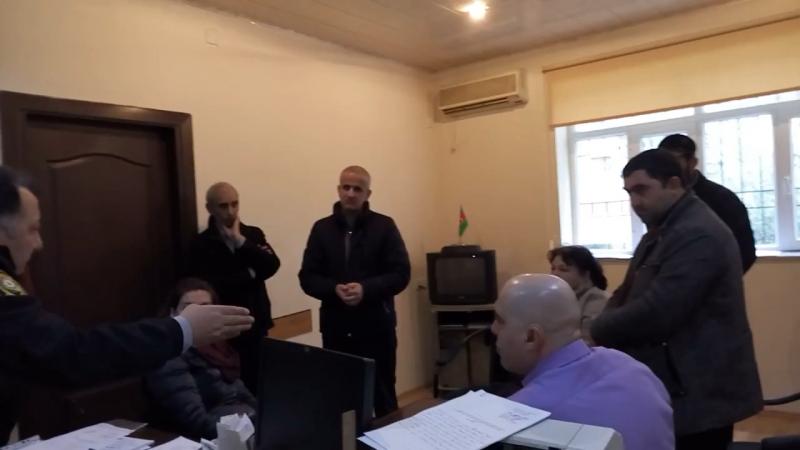 Конфликты между вице-президентом Азербайджанского общества глухих 2 часть