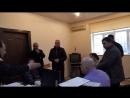 Конфликты между вице президентом Азербайджанского общества глухих 2 часть