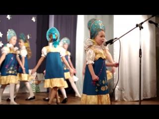 Таисия Соколова - Зима -красавица