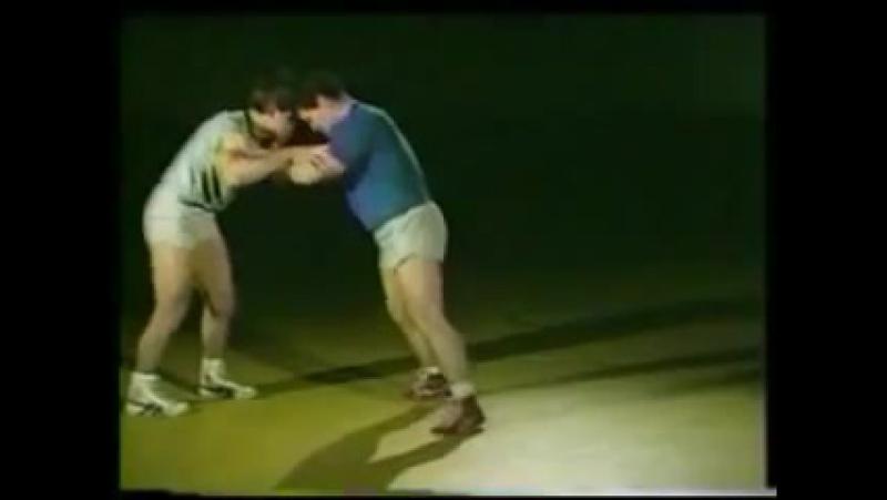 [Фильмы по вольной и греко-римской борьбе] Приемы борьбы от Стива Фрейзера