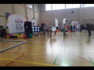фестиваль студенческого спорта