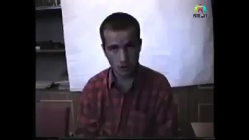 Азербайджанский солдат бывший в армянском плену 8 месяцев,рассказал об жестокости и зверствах армян.