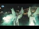 Уличный перфоманс Ангелы и Демоны в 130 квартале Иркутск