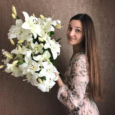 Дашуля Ямпольская