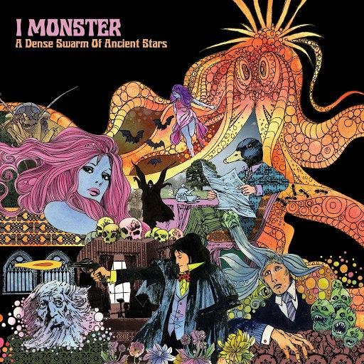 I Monster альбом A Dense Swarm of Ancient Stars