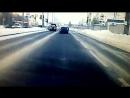 19 02 2018 на Северном пр девушка двигаясь на синей иномарке сбила бабушку на пешеходном переходе