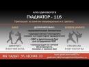 Клуб каратэ и бокса Гладиатор-116 Самара