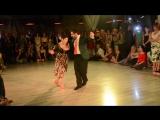 Fernando Galera и Aurora Lubiz на  Russian Tango Congress 2017 - 4-4 Chacarera del Violin