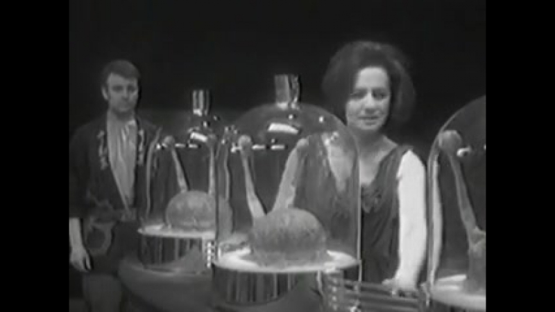 Доктор Кто Классический 1 сезон 5 серия 2 эпизод Бархатная сеть Русские субтитры