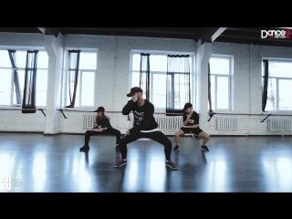 Eli Sostre - New Pirelli - choreography Maxim Kovtun - Dance Centre Myway