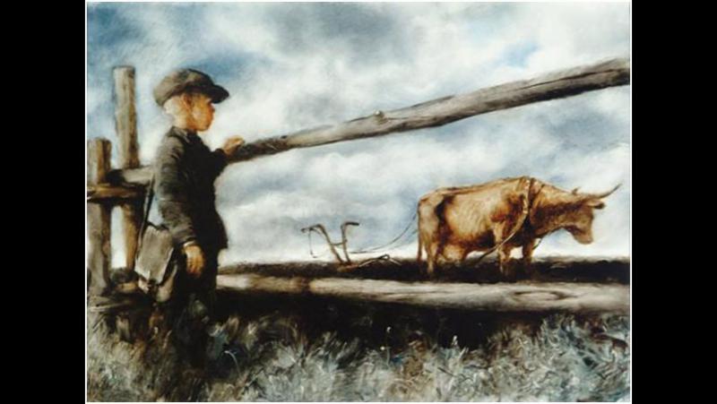 Корова (Платонов) (1989) Александр Петров (мультфильм)