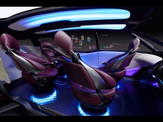 Toyota Fine-Comfort Ride Concept Official Video