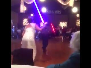 Пожалуй лучший свадебный танец