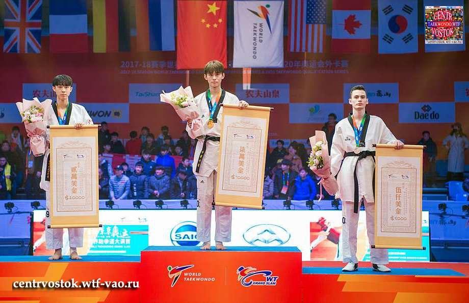 Medal-Male-58kg