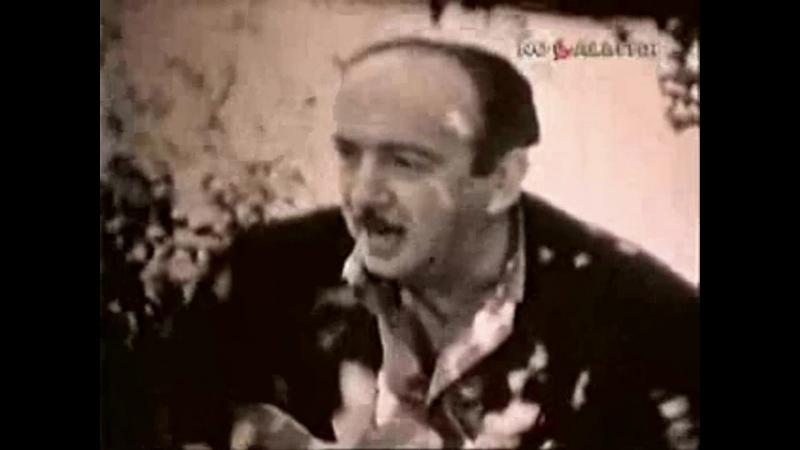 Любовь к свободе Молчание золото Поёт Александр Галич Alexander Galich Is Singing Molchanie Zoloto Silence is Gold