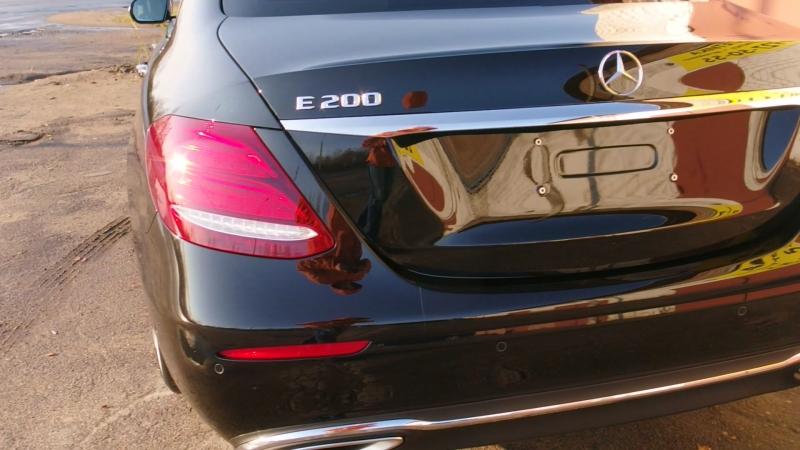 Mercedes Benz E200 HKC Ceramic Coating