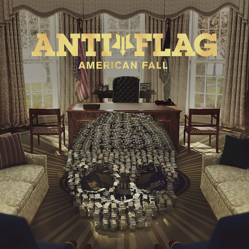 Anti-Flag - Racists [single] (2017)