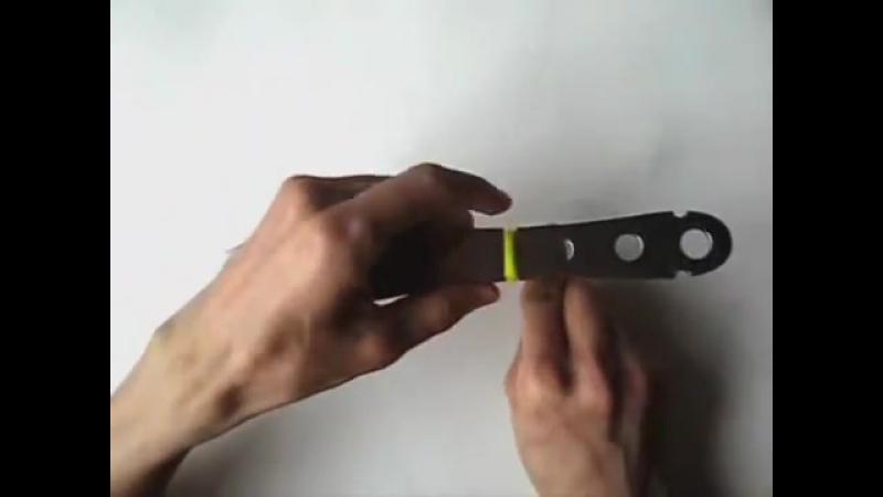 Оплетка рукояти v.1