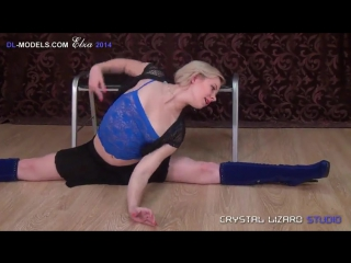 Very flexible Girl Elza