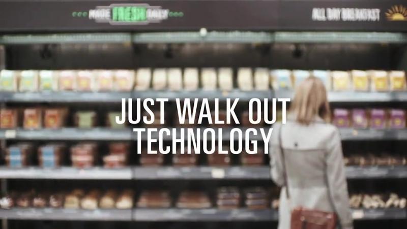 NWO-Ziel kommt näher: Amazon Go Erster totalüberwachter Supermarkt ohne Kassen