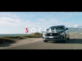 Новый Fiat Tipo S-Design | S для спорта, S для стиля
