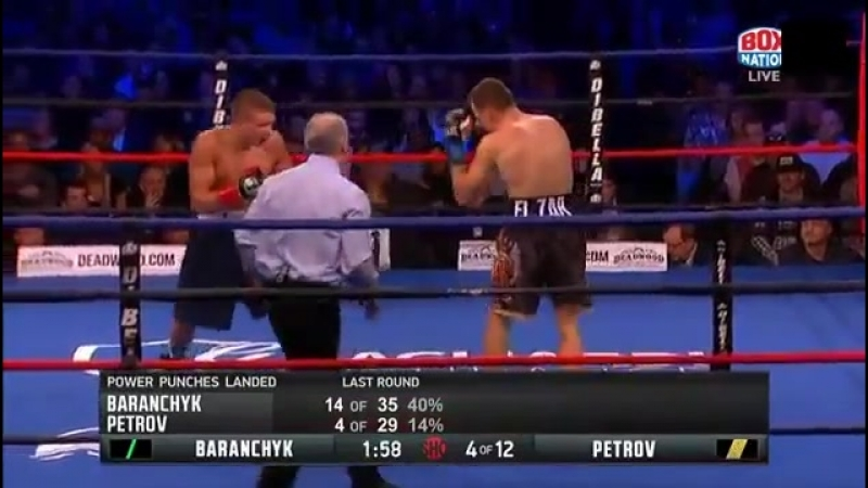 Иван Баранчик VS Петр Петров
