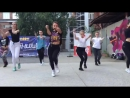 Радио ENERGY приглашает на Танцы во дворе от ТНТ!