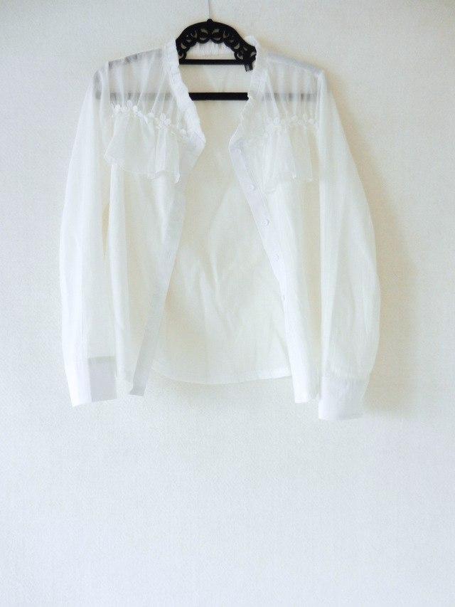 Нежная блуза от Samuume_Official