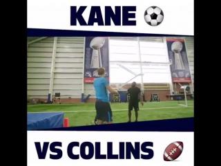 Harry Kane vs Landon Collins
