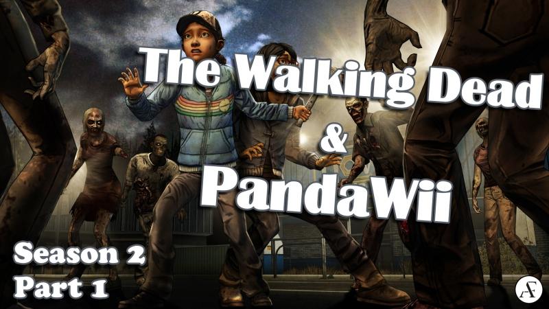 AF Адмирал и Зомбиапокалипсис ► The Walking Dead 2 ► Part 1
