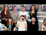 Лена Темникова - Премьера сингла ''Подсыпал'' на Радио ENERGY ( 29.06.2017 ( 480