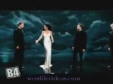 Westlife feat Diana Ross-When You Tell Me That You Love Me