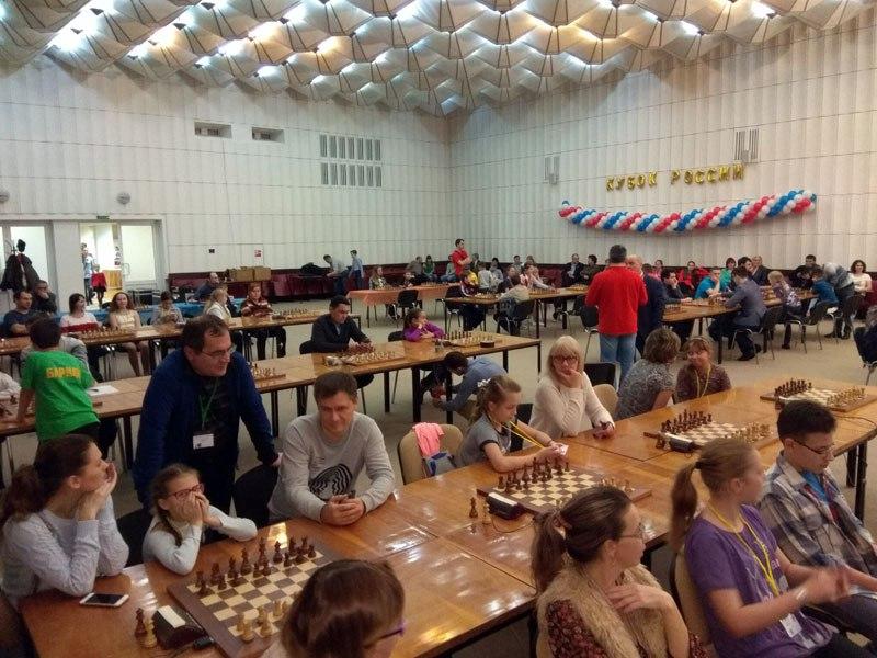 ВОбнинске стартовал финал Детского Кубка Российской Федерации пошахматам