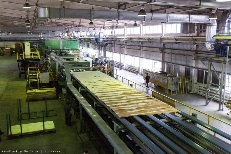 Китайский завод МДФ-плит в Томской области оштрафовали за работу без документов