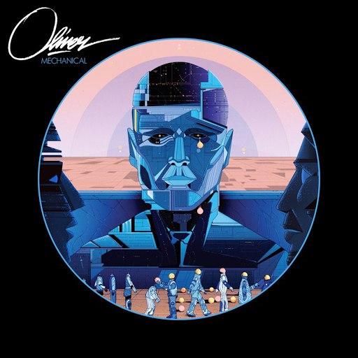 Oliver альбом MYB (Move Youre Body)