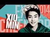 Kim Min Seok(Ким Мин Сок)  Xiu Min(Сюмин)  EXO