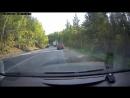 Авария на трассе Миасс Златоуст.