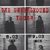 THE UNDERGROUND YOUTH - 8.03 • СПБ // 9.03 • МСК