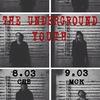 THE UNDERGROUND YOUTH - 8.03 • СПБ // 9.03 • МСК