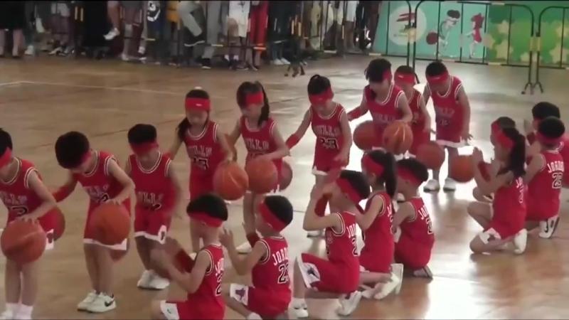 Pafos-Chaina kidsbasketball
