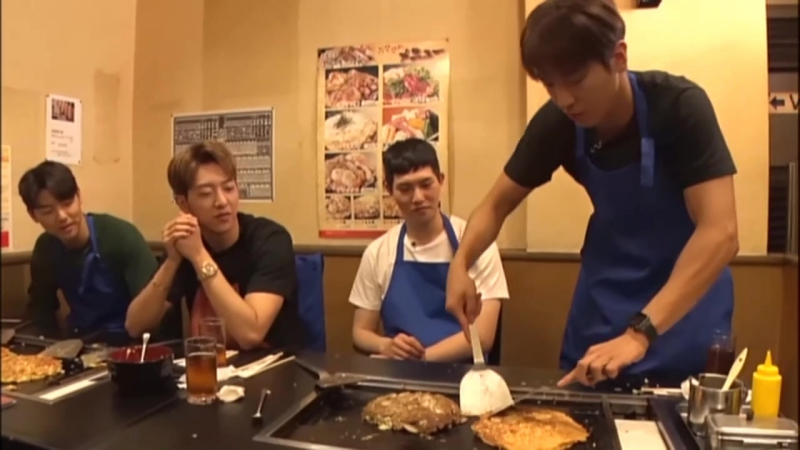 DVD SHAKE SHAKE - CNBLUE - Ore no Okonomiyaki in Osaka