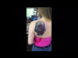 Darth Vader (cover-up)