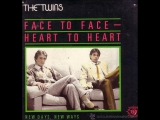 The Twins - Face To Face Heart To Heart (1982)
